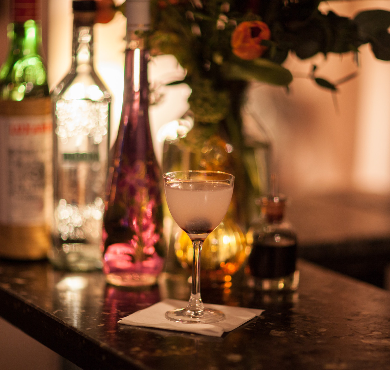 The Aviation at Servant Jazz Quarters London's chicest cocktails