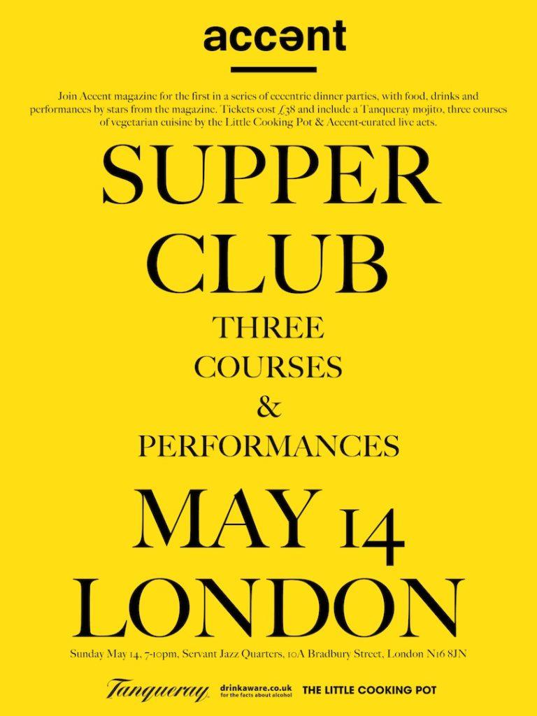 Accent Supper Club Servant Jazz Quarters