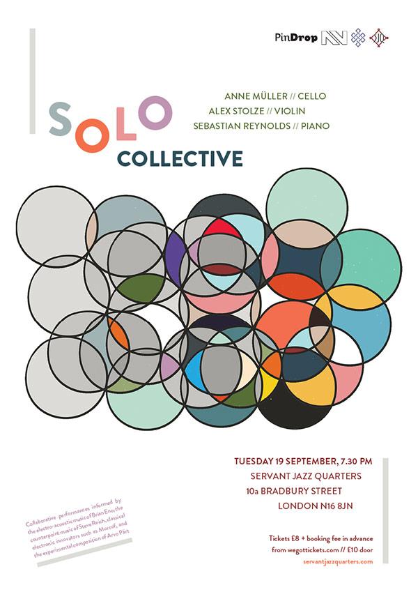 Solo Collective – Servant Jazz Quarters